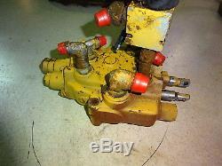 New Holland L783 Hydraulic Control Valve Skid Steer Loader L-783 L781 L785