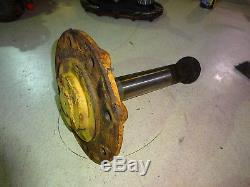 New Holland L783 ONE Drive Axle Skid Steer Loader L-783 L781 L785