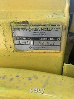 New Holland Skid Steer Loader