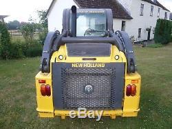 New Holland Skid Steer / Loader / Skid Steer Loader
