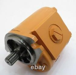 New Hydraulic Gear Pump Fits Case Skid Steer, 1845C Part # 87413847