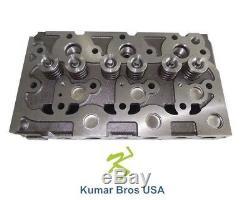 New Kubota DH1101 Complete Diesel Cylinder Head