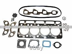 New KumarBros USA BOBCAT 753 KUBOTA V2203 Complete Cyl Head & Full Gasket Set