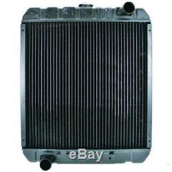 New Radiator FOR New Holland Skid Steer Loaders L865 LS180 LX665 LX865 LX885