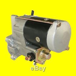 New Starter Bobcat Skid Steer Loader 873c 873f 873g 873hg 883g & Trencher T200