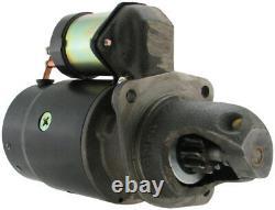 New Starter Bobcat Skid Steer Loader M-600 M-610 1107386 1109424 1998299 6706