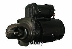 New Starter Motor Bobcat Skid Steer Loader 642b 742 742b 10455340 10455355 6148
