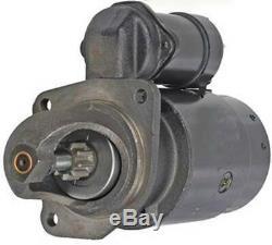 New Starter Motor Fits Bobcat Skid Steer Loader 642b 742 742b 10455340 10455355