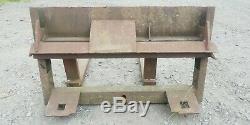 Pallet Forks Bobcat/JCB Skid steer