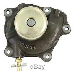 RE507604, RE545573 Aftermarket Water Pump Fits John Deere Models 304J, 324J, 325