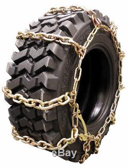 RUD (10x16.5) Skid Steer Loader Snow Tire Chains 10MM Alloy Steel 10-16.5- 3410I