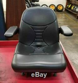 Replacement Seat for CASE Skid Steer Loader 1840 & 1845C New and Fast Shipping
