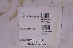 Rexroth Joystick Valve Case # 87740389 pilot, hydraulic steering right hand 4TH6