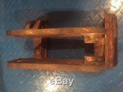 Rh Coupling (part H673514) Case 1845c Skid Steer Loader