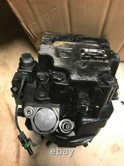 Sauer Danfoss (1pc) 90V055 variable hydraulic motor 9441117 with KPPG16408 sensor