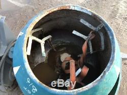 Skidsteer Cement Mixer