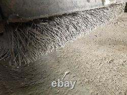 Skidsteer Loader Yard Sweeper Brush