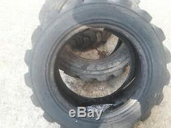Skidsteer loader tyres 27x8.5-15 skid steer bobcat