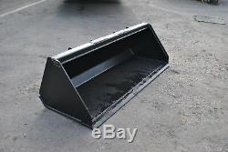 Special Offer Skid Steer Loader Heavy Duty Dirt Bucket
