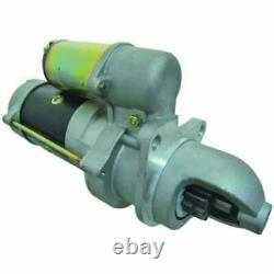 Starter Delco OSGR (6571) Delco Remy Massey Ferguson Compatible with Bobcat