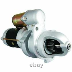 Starter Delco OSGR (6572) Compatible with John Deere New Holland L783 L785