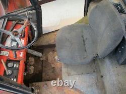 Teleshift 304-E front loader forklift avant skid steer jcb delivery arranged