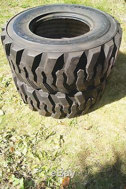 Tyres 10-16, 5 10PR Wheel Loader Skid Steer Loaders Excavator Industry Bobcat