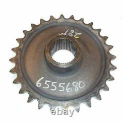 Used Axle Drive Sprocket Compatible with Bobcat 630 642 631 632 643 641 6555680