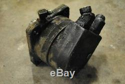 Used Hydraulic Drive Motor 6671617 Bobcat 763 Skid Steer