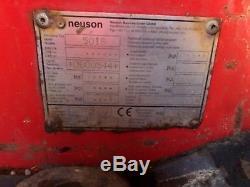 Wacker Neuson 501s Skid Steer Loader Not Digger Dumper