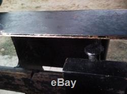 Whites Fork Lift attachment, for Bobcat or other skid steer loader