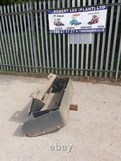 Yard/muck Scraper 6' Wide To Suit Skid Steer Loader Farming Machinery Attachment