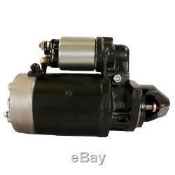 0001362046 Démarreur 12v Pour New Holland Deutz Skid Steer Loader Diesel Modèle L451