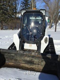 1/2 Bobcat Lexan Protection De Porte. Vous Avez Trouvé L'ultime Special! Achetez-le Maintenant
