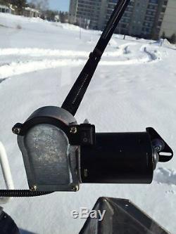 1/2 Lexan Bobcat T650, T750, S850 Saftey Mulcher Tondeuse Mini Porte Poly