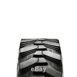 10-16.5 Construction Des Pneus Pour Mini Chargeuse Bobcat / Volvo / Cat / Case Gehl