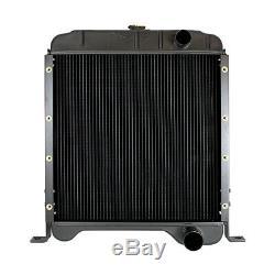 1347609c1 Radiateur Pour Case Ih Mini Chargeuse 1840 1845c Avec Diesel