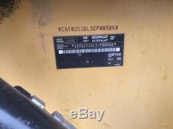 2006 Chargeuse Compacte Caterpillar 252b Besoin De Travail