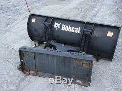 2011 Attache Hydraulique De Lame De Neige D'angle De Bobcat 72 Pour Des Chargeurs Compacts