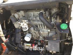 2011 T750 Bobcat Compact Chargeuse Sur Chenilles Mini Chargeuse Avec Cabine 2spd 2800hrs Haut Débit