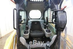 2012 246c Cat Cabine Mini Chargeur, Ac / Chaleur, 2 Vitesses, Et Le Flotteur
