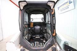 2012 Bobcat T650 Chargeur À Roues Fixes, Cabine Avec Ac / Chaleur, Commandes Std Bobcat