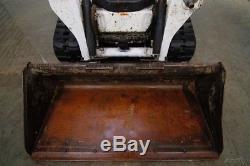 2013 Bobcat T590 Chargeuse Sur Chenilles, Charge De Basculement De 6000 Lb, Seulement 1276 Heures