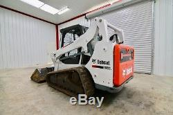 2013 Bobcat T590 Mini Chargeur, 7822 Oper. Poids, 6000 Lb Tipping Load