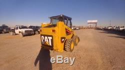 2014 Caterpillar 226b3 Skid Steer Loader Joystick Occasion