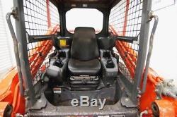 2014 Kubota Svl 75w Chargeuse Sur Chenilles Skid Steer, Orops, Prêt À Travailler