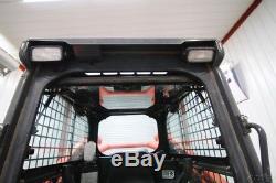 2016 Kubota Svl 95-2s Cab Skid Steer Chargeur, Ac / Chaleur