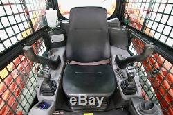 2016 Kubota Svl75hwc Cabine Mini Chargeur, Garantie, Seulement 390 Heures