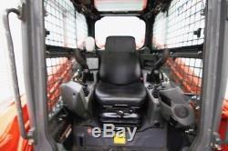 2017 Kubota Svl 95-2s Chf Cab Chargeuse À Chaînes Skid Steer, Ac / Chaleur / Radio, Haut Débit