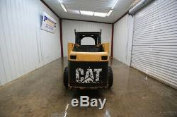 226b Cat Mini Pneus, Open Rops, Flotteur, Débit Standard